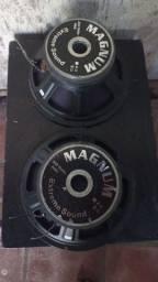Vendo dois alto falante de 12 polegadas 350 rms