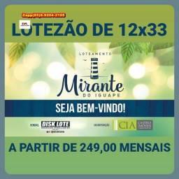 Loteamento Mirante do Iguape!!!!!