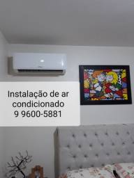 Serviços de ar condicionado