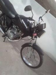 Honda 125  fan leia