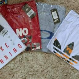 Camisetas varias marcas