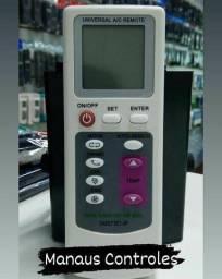 Controle Universal para Ar condicionado Split