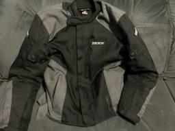 Jaqueta e calça Texx original impermeável