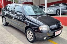 Renault Clio Sedan 1.0 Completo! 2001! Excelente Estado!