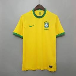 Camisa Brasil 2020/21 tamanho M
