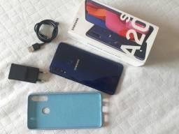 Galaxy A20S Novo