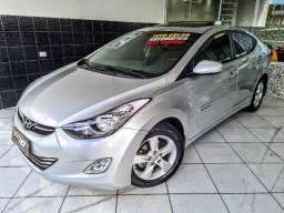 Hyundai Elantra Gls 2.0 Flex Teto Couro 2014