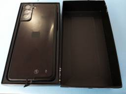 Galaxy S21+ S21 Plus 256 Black Carregador SmartTag