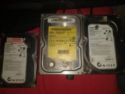 3 HD's