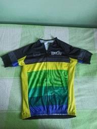 Camisa Ciclismo Brou Brasil