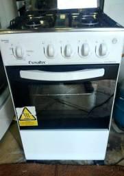 Vendo fogão automático semi novo!top