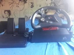 Volante Original Madcatz para playstation 1