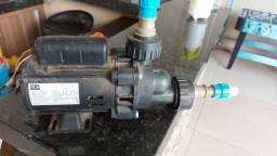 Bomba periférica WEG motor  1/2hp