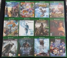 Vendo jogos Xbox one seminovos - Valores na Descrição !