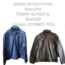 Jaqueta de Couro Tommy