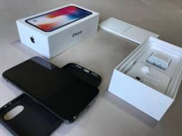 VENDO - IPHONE X 256GB Black SEM RISCO