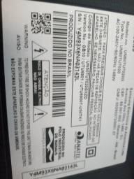 TV Samsung smart TV 4K Tela Cristal quebrada