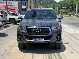 Hilux SRX km8.000 diesel 4x4 top de linha (Cláudio 21- * )