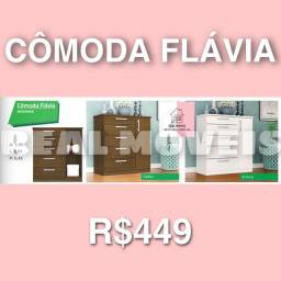 Cômoda Flávia cômoda Flávia cômoda flava- 1995092