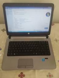 Notebook HP i5 2.50ghz 8gb 500hd quarta geração