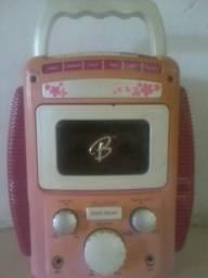 Gravador da Barbie