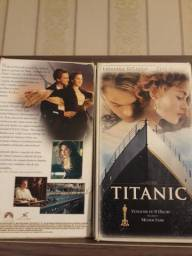 Vhs Titanic.1997
