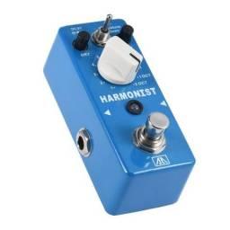 Mini Pedal Harmonist Pitch Shifter (modos Up, Down E Detune)