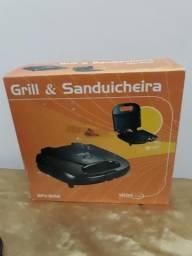 Sanduicheira é Grill