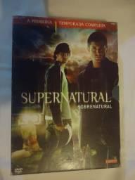Dvd's da série sobrenatural 1ª a 7ª temporada, original
