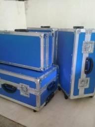 Case tipo mala e maletas