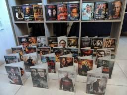 Nicolas Cage - Coleção De Dvds (Só Filmaço/Todos Originais)