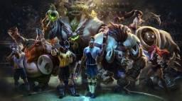 Conta do league of Legends (LOL)