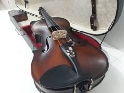 Violino Vintage Antigo Antonio Stradivarius Cremona Anno 1728