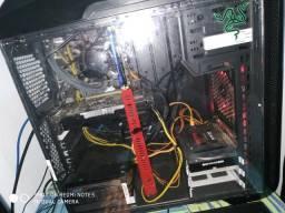 Pc gamer i7 4770 vga rx560 4gb