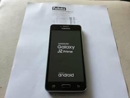 Samsung Galaxy j2 prime preto 4g 16gb semi novo na garantia