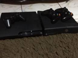 Xbox 360 e ps3 pra trocar