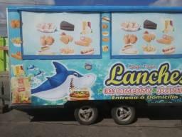 Reboque food truck grande oportunidade de trabalhar pra vc