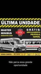 Master minibus l3h2 completa - 2019