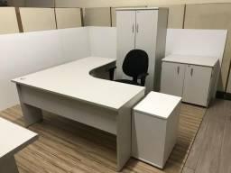 Kit móveis escritório