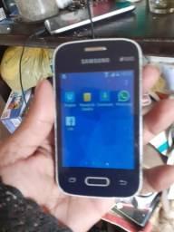Celular Samsung poket2 funciona perfeitamente