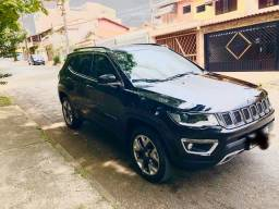 Jeep Compass 2.0 16v Turbo Diesel Limited 4x4 Automático - 2018