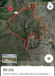 Terreno à venda em Santo aleixo, Jaboatão dos guararapes cod:AREA001