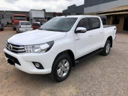 Toyota Hilux CD SRV - 2017