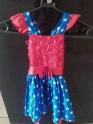 Vestido de festa tamanho 1