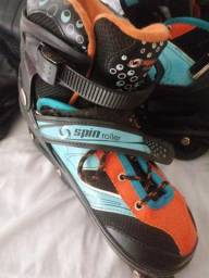 Vendo Patins Sppin roller