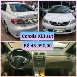 Corolla xei 12/13 automatico R$ 48.990,00 - 2013