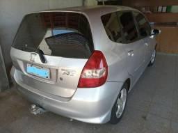 Vendo Honda Fit automático em ótimo estado de conservação R$ 21.000,00 - 2007