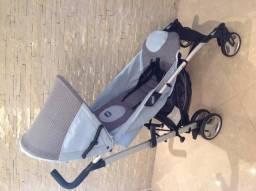 Vendo Carrinho de Bebê Chicco Lite Way Novo e vários acessórios originais