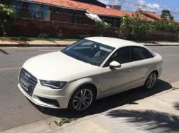Audi A3 TFSI Branco - ACEITO TROCA - 2015
