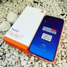 (Oferta) Xiaomi Note 7 64GB Azul Lacrado.